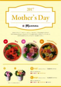 2017母の日カタログ(表)伊勢丹店_Y2